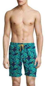 Sovereign Code Printed Swim Shorts