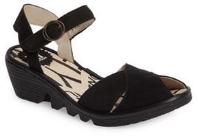 Fly London Women's Pero Wedge Sandal