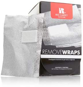 Red Carpet Manicure Remove Wraps 100-count