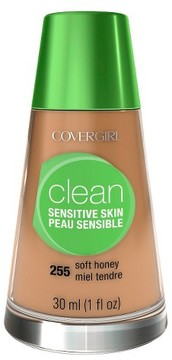 COVERGIRL® Clean Liquid Foundation-Sensitive Skin