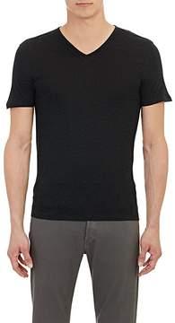 John Varvatos Men's Pintuck Jersey T-Shirt