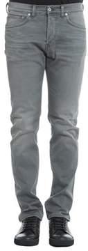 Edwin Men's Grey Cotton Jeans.