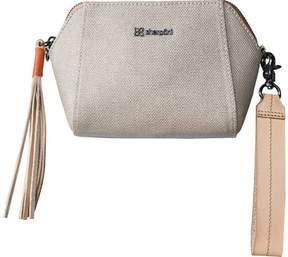 Sherpani Vibe American Ethos Cotton Wristlet/Crossbody (Women's)
