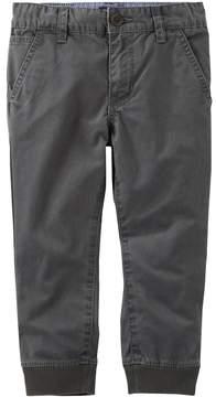 Osh Kosh Toddler Boy Gray Jogger Pants