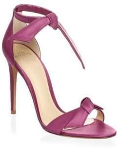 Alexandre Birman Clarita Satin High Heel Sandals