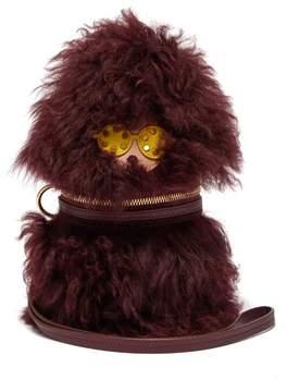 See by Chloe Matriochka Mini Leather Cross Body Bag - Womens - Purple