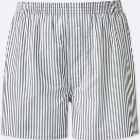 Uniqlo Men's Woven Striped Boxers