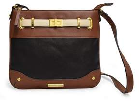 Adrienne Vittadini The Grace Collection Belted Turnlock Crossbody.