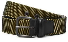 Orciani Men's Yellow Other Materials Belt.