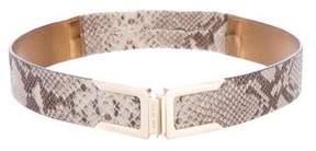 MICHAEL Michael Kors Embossed Waist Belt