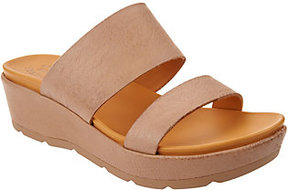 Kork-Ease Ease Kane Two Strap Platform Sandals