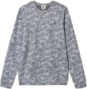 Timberland Kids Grey Camo Logo Sweatshirt
