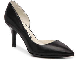 Anne Klein Women's Yolden Leather Pump
