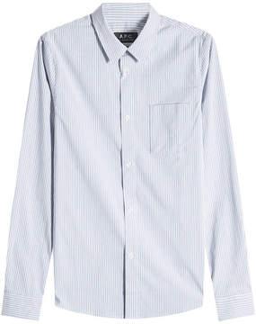 A.P.C. Franklin Cotton Shirt