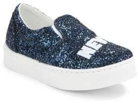 Chiara Ferragni Never Stop Sequin Sneakers
