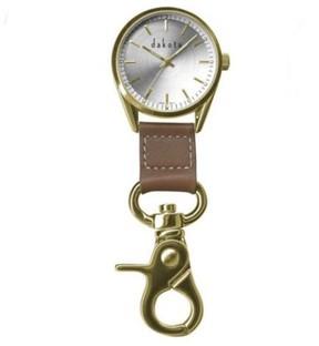 Dakota Gold Classic Men's Dress Clip Watch