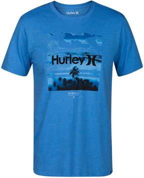 Hurley Men's Splitter Premium Logo-Print T-Shirt