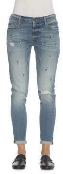 Driftwood Jeweled Jeans