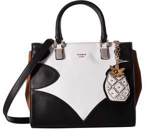 GUESS Fruit Punch Society Satchel Satchel Handbags