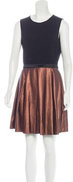 Erin Fetherston Sleeveless Knee-Length Dress w/ Tags