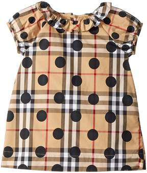 Burberry Annie Dress Girl's Dress