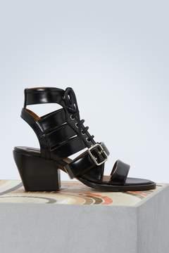 Chloé Rylee sandals