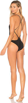 Bettinis Open Back One-Piece