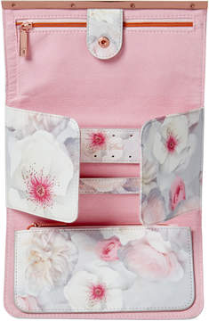 Ted Baker Chelsea Floral Jewelry Roll Clutch
