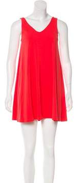 Susana Monaco Jersey Mini Dress