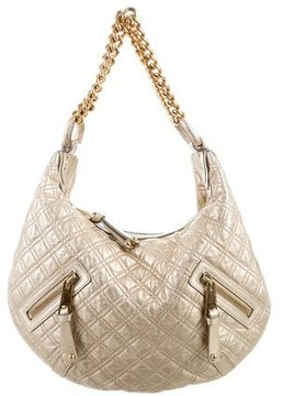 Marc Jacobs Hobo Banana Bag - GOLD - STYLE