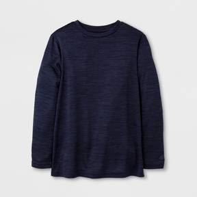 Champion Boys' Long Sleeve Tech T-Shirt