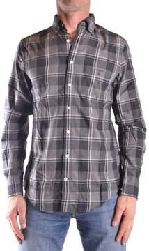Gant Men's Grey Cotton Shirt.