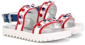 Simonetta studded sandals
