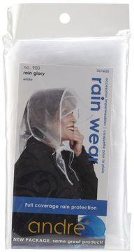 Andre White Rain Glory Cap & Bonnet