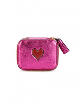 Anya Hindmarch Keepsake small box heart bag