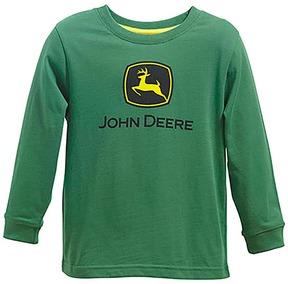 John Deere Boys 4-7 Logo Tee