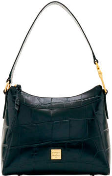 Dooney & Bourke Pembrook Large Cassidy Hobo - BLACK - STYLE