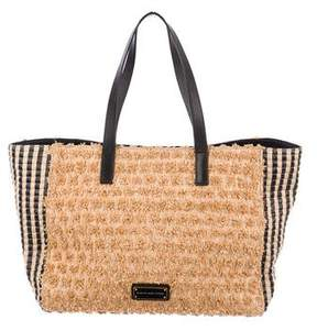 Marc by Marc Jacobs Woven Tote Bag