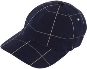 A.P.C. Checkered Cap