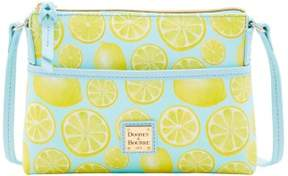 Dooney & Bourke Limone Ginger Pouchette Shoulder Bag - SKY - STYLE
