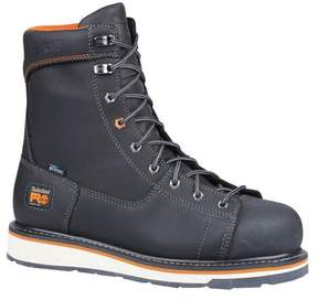 Timberland Men's 8' Gridworks Alloy Safety Toe Work Boot