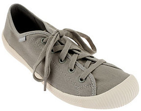 Palladium As Is Canvas Lace-up Sneakers - Flex Lace