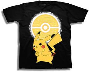 Freeze Pokemon Graphic T-Shirt-Preschool Boys