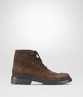 Bottega Veneta Floe Ankle Boot In Artichoke Suede