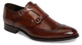 To Boot Pike Double Monk Strap Shoe