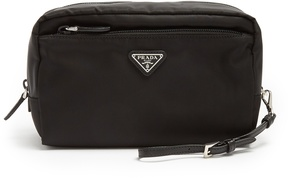 PRADA Zip-around washbag