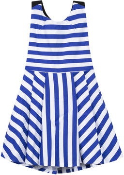 Jean Bourget Bain Soleil Striped Dress