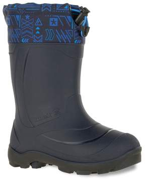 Kamik Snobuster2 Boys' Waterproof Winter Boots