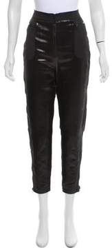 Camilla And Marc High-Rise Zip-Accented Pants