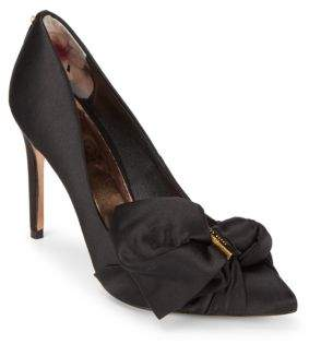 Ted Baker Dorabow Satin Pumps